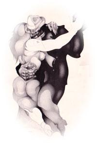 Ilustración de Ricardo Carpani